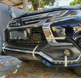 Bodykit import All New Pajero Sport model Tithum Thailand