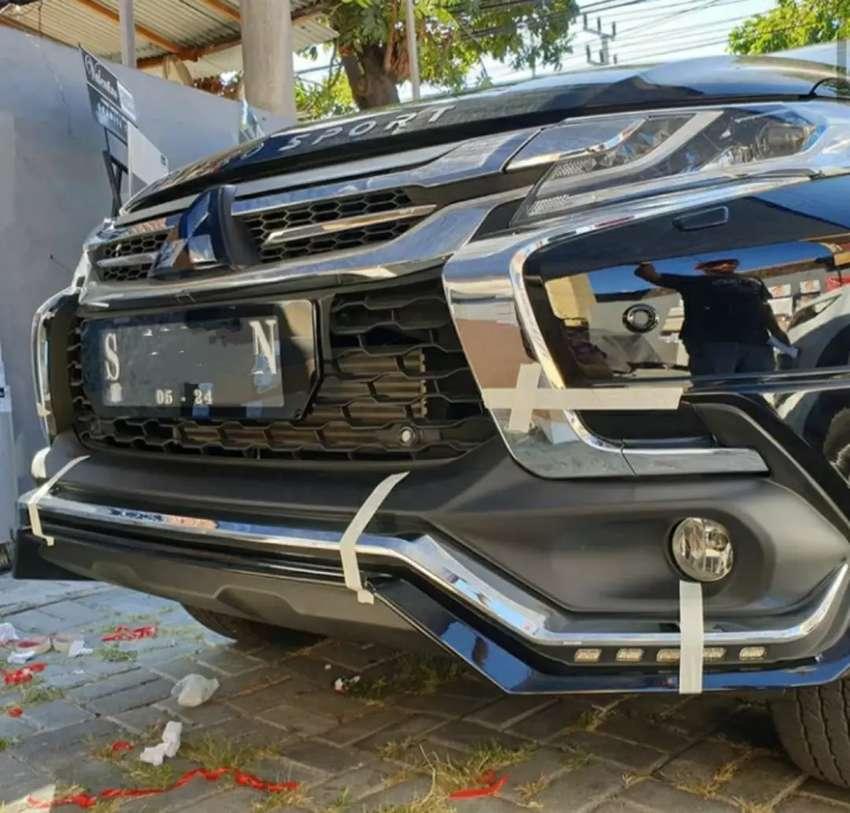 Bodykit import All New Pajero Sport model Tithum Thailand 0