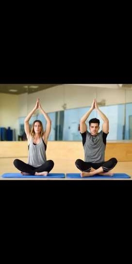 Free Yoga classes at home(certified). Free demo