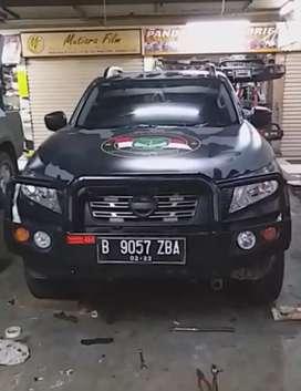 Bumper ARB navara