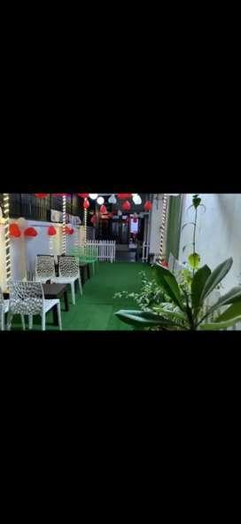 Full furnished restaurant for rent