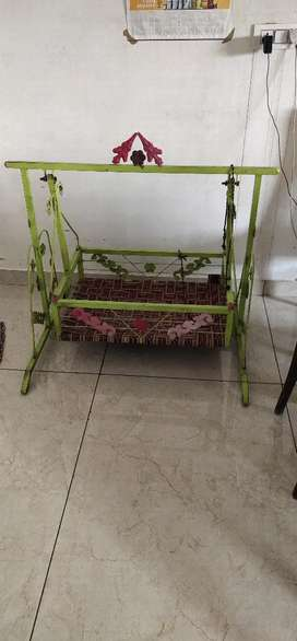 Iron Jhula for Baby