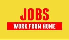 Searching for a regular home-based job?. we gives you a golden chance