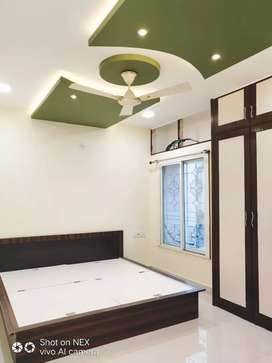 Shalimar Township 3bhk semi furnished flat Available on rent plz call