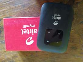 Airtel mywifi, 3-4 months used.