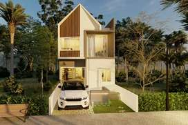 Rumah Indent dlm Komplek Legoso UIN Ciputat dekat MRT Lebak Bulus