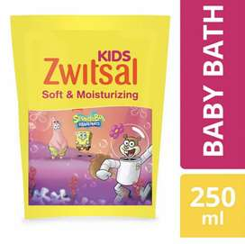 Zwitsal baby Bath Refill 250ml
