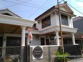 Jual Murah Rumah Dua Lantai di Way Halim dekat Transmart