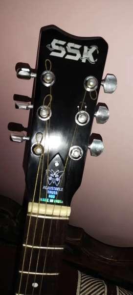 Ssk guitar same electronic