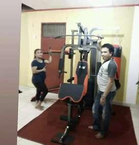Alat olahraga//grosir alat fitnes_terbesar/READY home gym