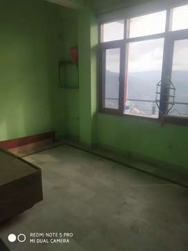 2bhk flat semi furnished