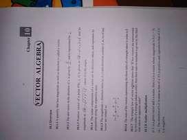 IIT Math NCERT Exemplar class 11-12