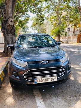FORD ECOSPORT TDCI- single owner in pristine condition