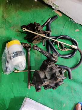 Power steering kit available