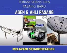 Antena lokal - parabola digital