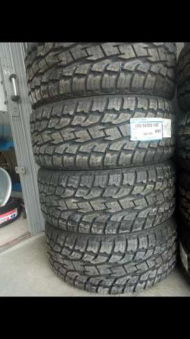 Toyo open country at perpis japan 285/50-20 pajero whengler robicon