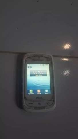 Samsung Java Dual sim Sentuh