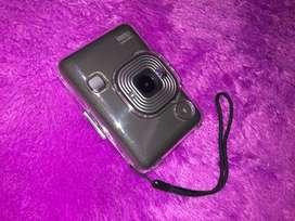 Fujifilm Instax Mini Liplay Polaroid Camera Hybrid Printer