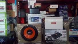 Paketan Promo Audio Mobil Complit