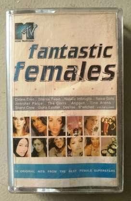 Kaset Pita  Fantastic Females