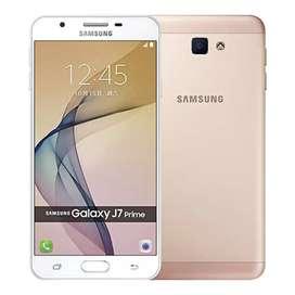 Samsung  j7 prime display  change krwayi hui hai