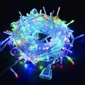 LED TWINKLE / DEKORASI / LAMPU TUMBLER / LAMPU HIAS 17an
