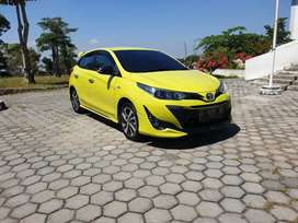 Toyota yaris S TRD 2018 at