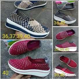 Sepatu fashion import wanita