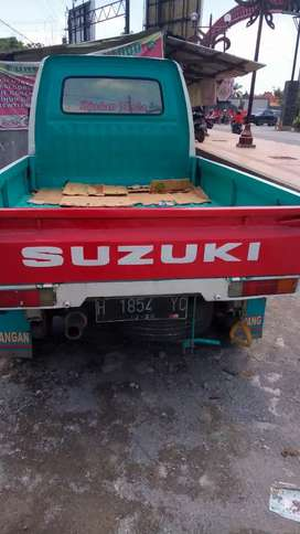 Suzuki futura pic up