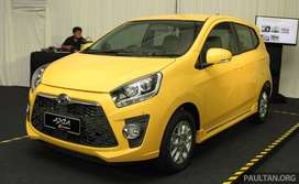 Daihatsu CARs For Installment