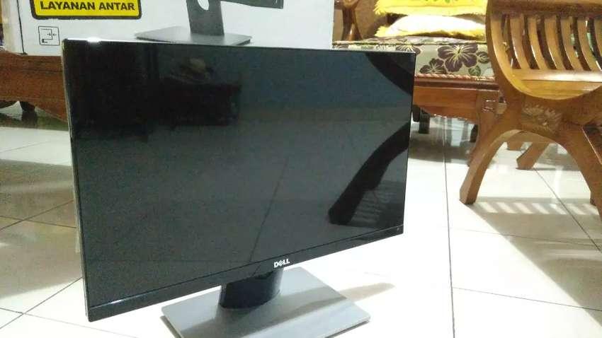Monitor second Dell S2216H Full HD 1080p panel IPS borderless 0