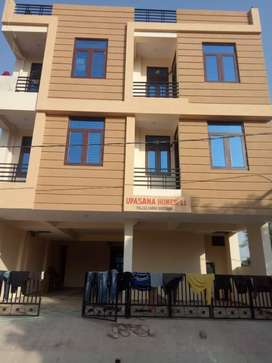 JDA 90% loan 2 BHK flat near Rangoli Garden Vaishali nagar west Jaipur