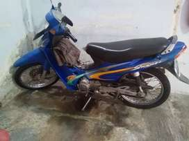 shogun 110 biru th 2000