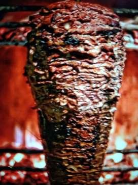 Need FRIED CHICKEN ,BBQ AL-FAHAM,SHAWARMA and SHAWAI, experienced chef