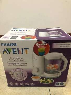 Philips Avent Essential Food Maker Steamer (BEKAS)