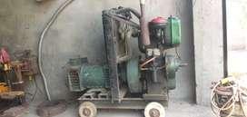 Kirloskar generator 10 KV