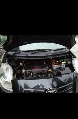 Dijual Toyota YARIS HITAM NIK 2008,Km 74rb,Kondisi mesin&body terawat