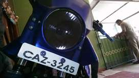 Yamaha RX  modifide for dirt track