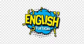 English Tutoring for B.A. M.A. F.A. MATRIC & Lower classes