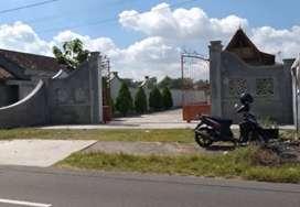 Ruang Usaha - Jl Raya Pedes Godean Km.1 Sleman DIY