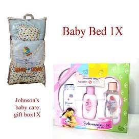 Baby Gift Package Baby Bed and Care kit