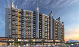 Are there 3 bhk flats in Kharadi available from