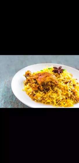 Chicken and Veg biryani