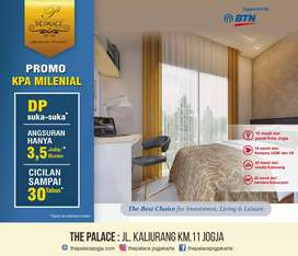 Promo The Palace 1001 ! Apartemen Kawasan mahasiswa kelas atas jogja
