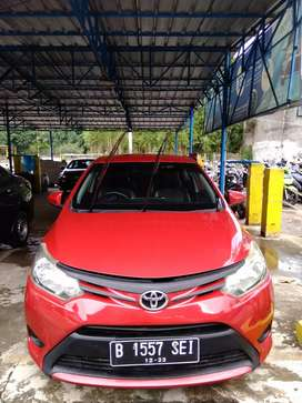 Lelang Vios all new limo red candy