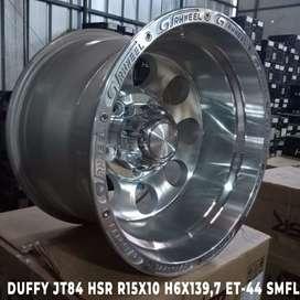DUFFY JT84 HSR R15x10 H6x139,7 ET-44