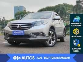 [OLXAutos] Honda CRV 2.4 Prestige A/T 2013 Abu-abu