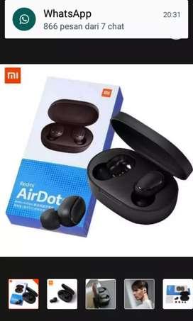 Tws airdots xiomi wireless eatphone