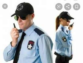 Urgent requirements for security guard.