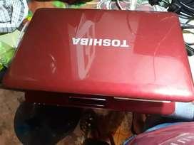 Toshiba l745 core i3 ram4gb